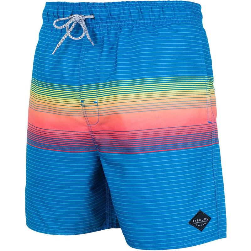 szorty RIP CURL - Volley Gravity 16 Blue  (70)