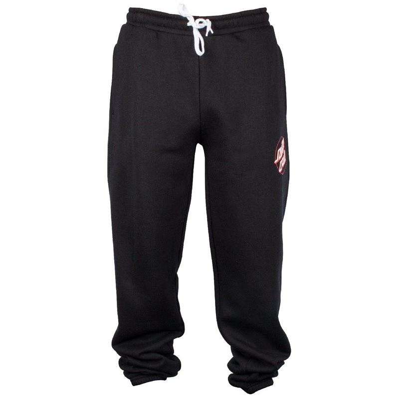 spodnie dresowe SANTA CRUZ - Other Dot Sweatpant Black (BLACK)
