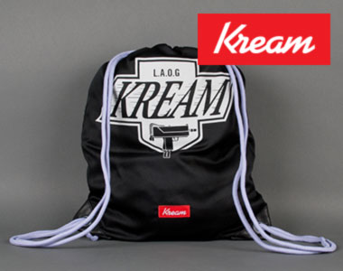 KREAM gymsack