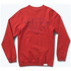 bluza DIAMOND - Brilliant Red (RED)