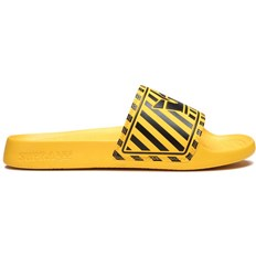 buty SUPRA - Lockup Black/Caution Stripe (004)