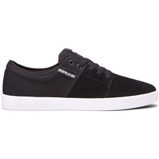 buty SUPRA - Stacks Ii Black/Grey-White (045)
