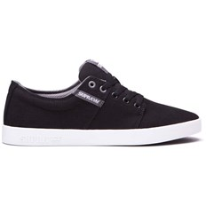 buty SUPRA - Stacks Ii Black Stitch-White (044)