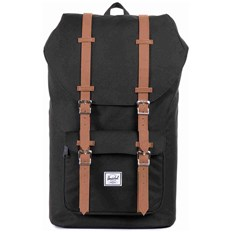 plecak HERSCHEL - Little America Black/Tan (00001)