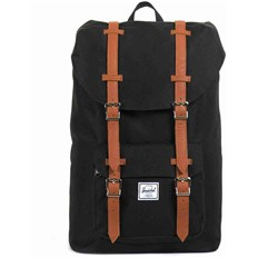 plecak HERSCHEL - Little America Mid-Volume Black/Tan (00001)