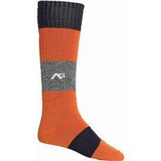 skarpetki ANALOG - Rancid Sock Safety Orange (801)