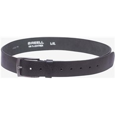 pasek REELL - Grain Belt Black (BLACK)