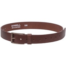 pasek REELL - Narrow Belt Vintage Brown (VINTAGE BROWN)