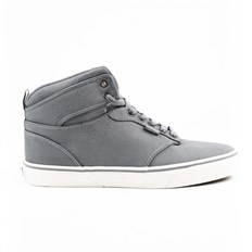 buty VANS - Atwood Hi (Leather) Frost Gray/Marshmallow (OEP)