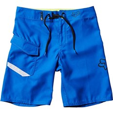 strój kąpielowy FOX - Youth Overhead Boardshort True Blue (188)