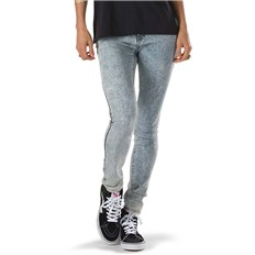 spodnie VANS - Acid Wash Skinny F Acid Wash (L47)