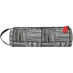 piórnik MI-PAC - Pencil Case Scribble Check Monochrome/Red (259)