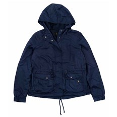 kurtka BLEND SHE - Calli Parka Jacket Mood Indigo (20064)