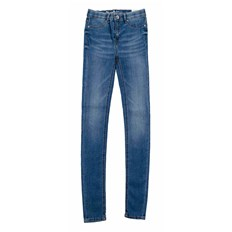 leginsy BLEND SHE - Moon Cherry jeggings Med. Light denim blue (29033)