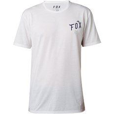 koszulka FOX - Currently SS Tech Tee Optic White (190)