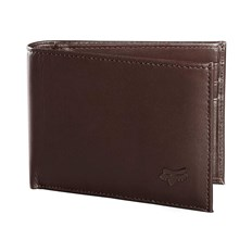 portfel FOX - Bifold Leather Wallet Brn (081)