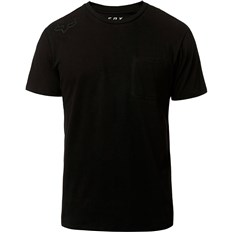 koszulka FOX - Redplate 360 Ss Airline Tee Black/Black (021)