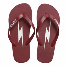 japonki FOX - Throttle Maniac Flip Flop Dark Red (208)