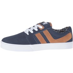 buty OSIRIS - Lumin Navy/Brown/White (186)