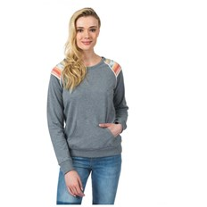 bluza RIP CURL - Itcha Fleece Cement Marle (4880)