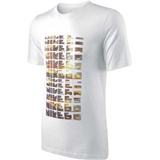 koszulka NIKE 6.0 - Repeat Photo Tee Premium (100)