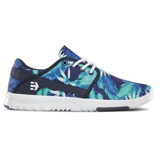 buty ETNIES - Girl Scout Wmns Blue/White/Navy (443)