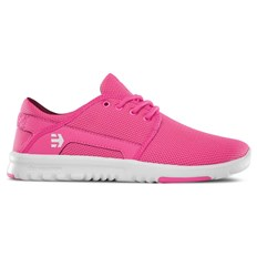 buty ETNIES - Girl Scout Wmns Pink/White/Pink (682)