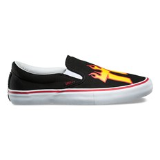 buty VANS - Slip-On Pro (Thrasher) Black (OTE)