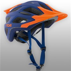 kask TSG - substance 3.0 solid color flat blue orange (372)