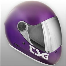 kask TSG - Pass Solid Color Satin Purple (216)