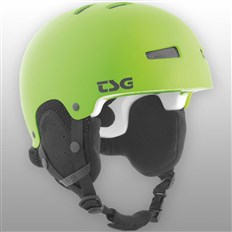 kask TSG - gravity youth solid color satin lime green (170)