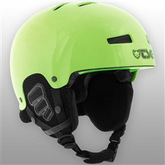 kask dla dzieci TSG - Gravity Youth Solid Color Gloss Neon Green (228)