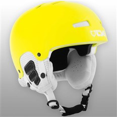 kask dla dzieci TSG - Gravity Youth Solid Color Gloss Neon Yellow (240)