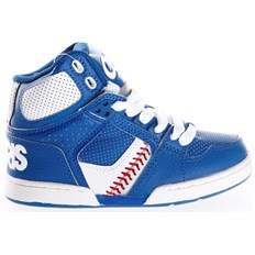 buty OSIRIS - Youth-Boys Nyc 83 Blue/White/Red (968)