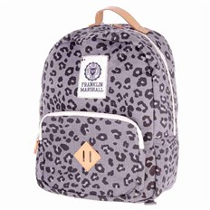 plecak FRANKLIN & MARSHALL - Fashion backpack - leopard all over (71)