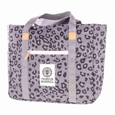 torba FRANKLIN & MARSHALL - Fashion shopper - leopard all over (71)