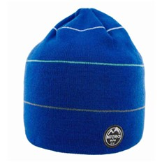 czapka zimowa NITRO - Mini Stripe Hat Hero Blue (003)