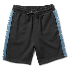 szorty DIAMOND - Fordham Sweatshorts Black (BLK)