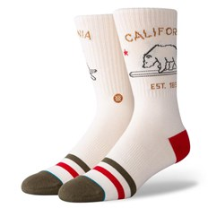 skarpetki STANCE - California Republic Cream (CRM)