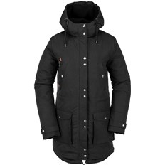 kurtka VOLCOM - Walk On By 5K Parka Black (BLK)