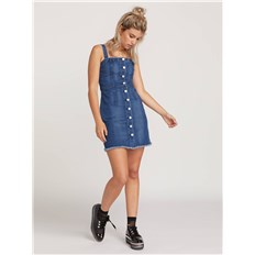 spodnie VOLCOM - Vol Stone Dress  Harbor Blue (HRB)