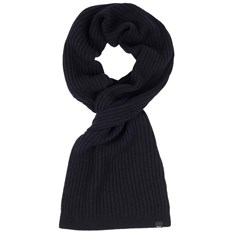 szalik BENCH - Rib Scarf Black Beauty (BK11179)