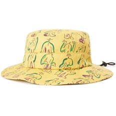 kapelusz BRIXTON - Beaufort Bucket Yellow (YELLW)