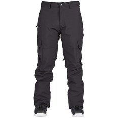 spodnie BONFIRE - Tactical Pant Black (BLK)