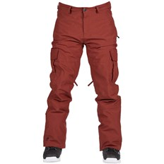 spodnie BONFIRE - Tactical Pant Burgundy (BUR)