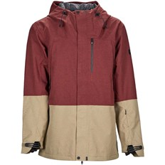 kurtka BONFIRE - Control Stretch Jacket Burgundy -Khaki (BUR)