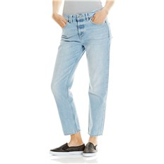 BENCH - Slim Cropped  Light Rinse (WA011)