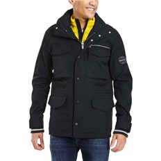 kurtka BENCH - Field 3 In 1 Jacket Black Beauty (BK11179)