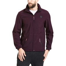 BENCH - Softshelll Jacket Dark Burgundy (BU017)