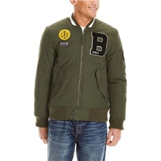 kurtka BENCH - Badge Bomber Deep Depths (GR11332)